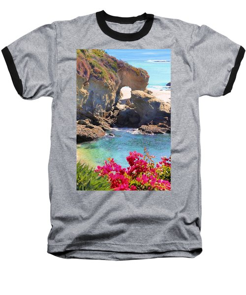 Arch Rock Laguna Baseball T-Shirt