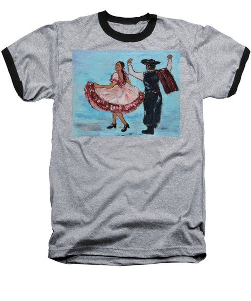 Argentinian Folk Dance Baseball T-Shirt