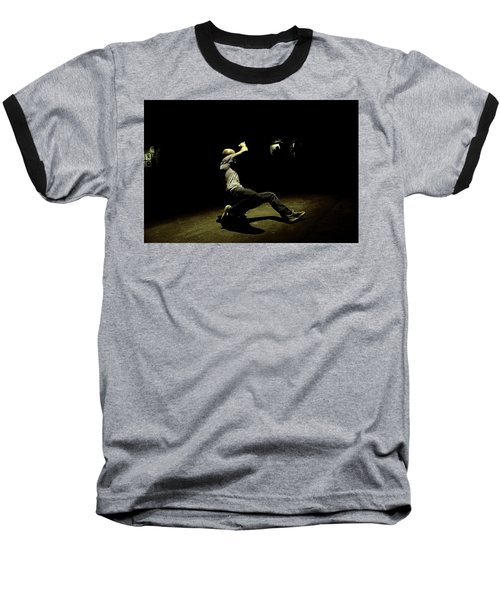 B Boy 8 Baseball T-Shirt
