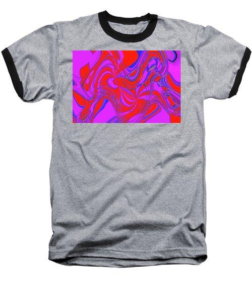 Baseball T-Shirt featuring the photograph Balloon Fantasy 3 by Allen Beatty