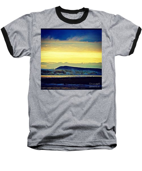 Bass Coast Baseball T-Shirt