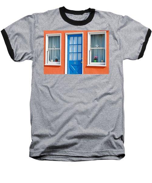 Beach Cottage Baseball T-Shirt