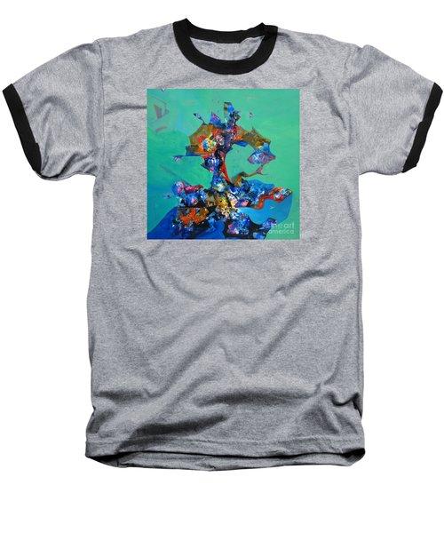 Beauty Of Nature Sold Out Baseball T-Shirt by Sanjay Punekar