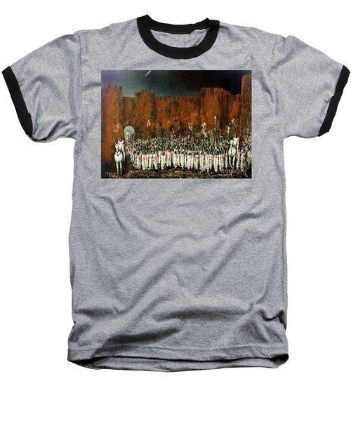 Before Battle Baseball T-Shirt