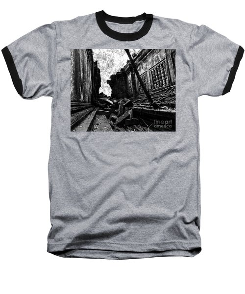 Beng Mealea Baseball T-Shirt