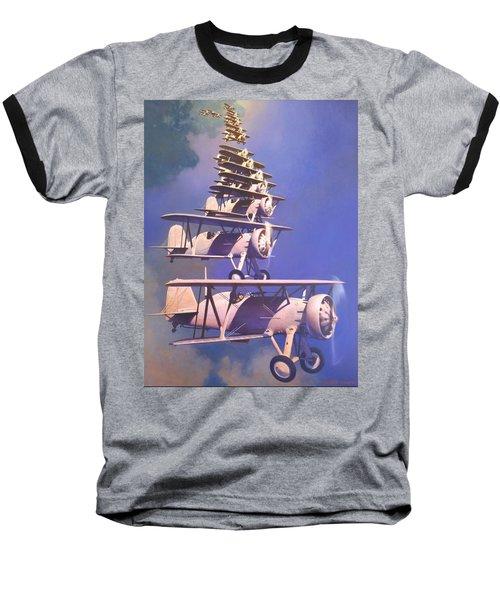 Bill Boeings Fever Dream Baseball T-Shirt