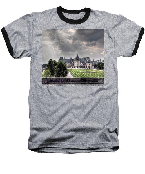 Biltmore Estate Baseball T-Shirt by Savannah Gibbs