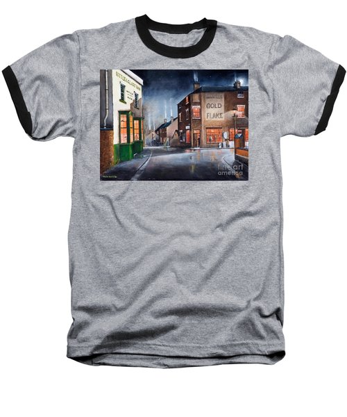 Black Country Village Centre Baseball T-Shirt
