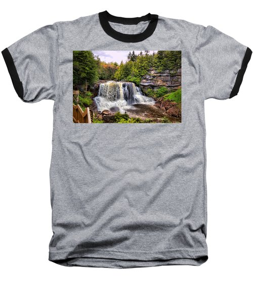 Blackwater Falls Sp Baseball T-Shirt