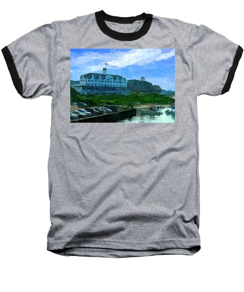 Block Island Baseball T-Shirt