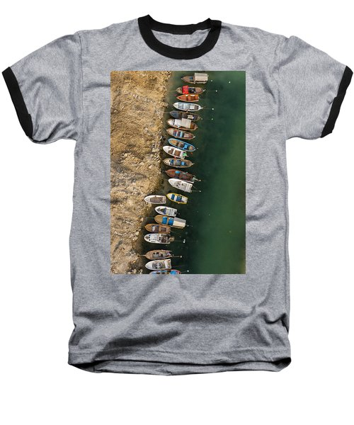 Boats Baseball T-Shirt