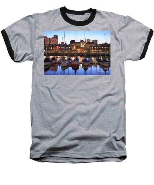 Baseball T-Shirt featuring the photograph Boats by Bernardo Galmarini