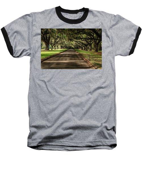 Boone Plantation Road Baseball T-Shirt