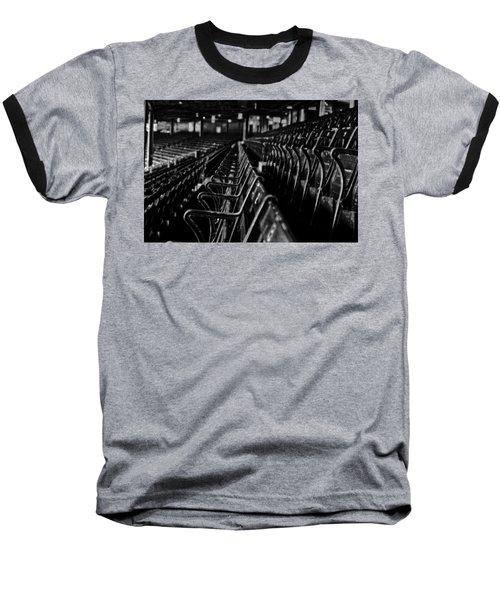 Bostons Fenway Park Baseball Vintage Seats Baseball T-Shirt