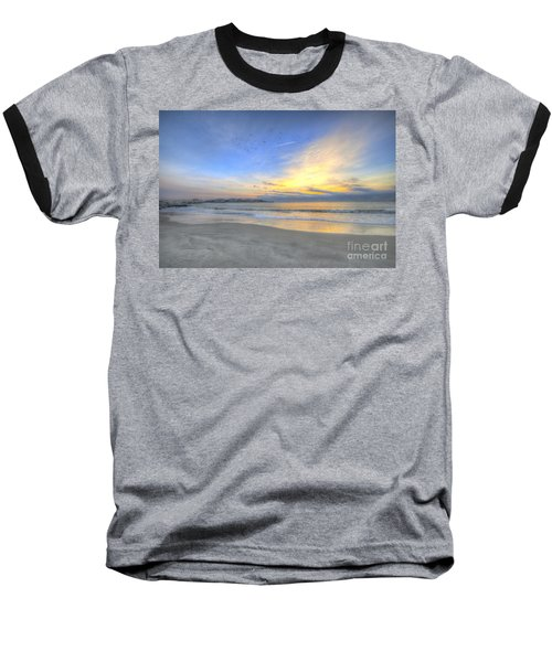 Breach Inlet Sunrise Baseball T-Shirt