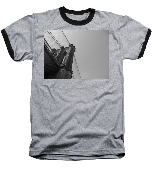 Brooklyn Bridge Baseball T-Shirt