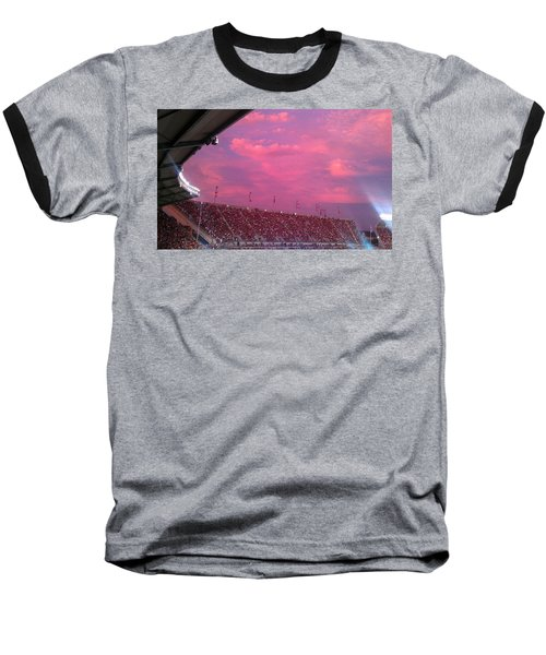 Bryant-denny Painted Sky Baseball T-Shirt