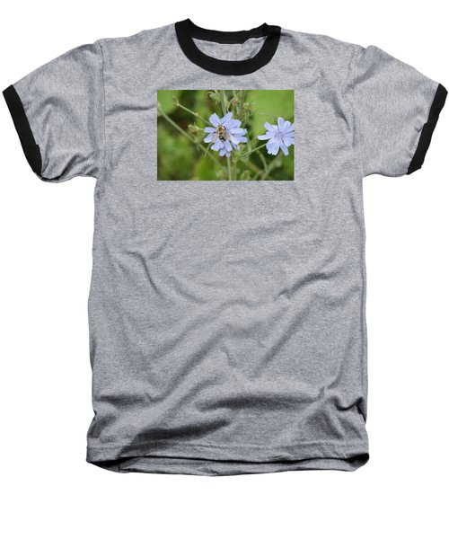 Baseball T-Shirt featuring the photograph Bumble Bee by Heidi Poulin