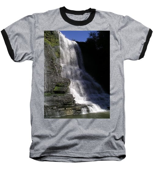 Burgess Falls Baseball T-Shirt