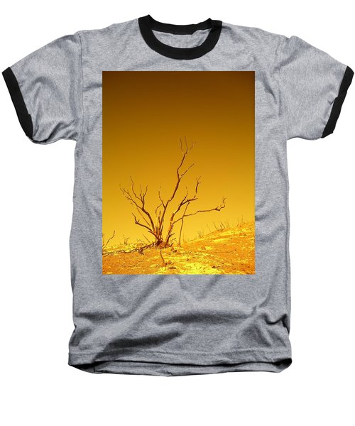 Burnt Bush Baseball T-Shirt