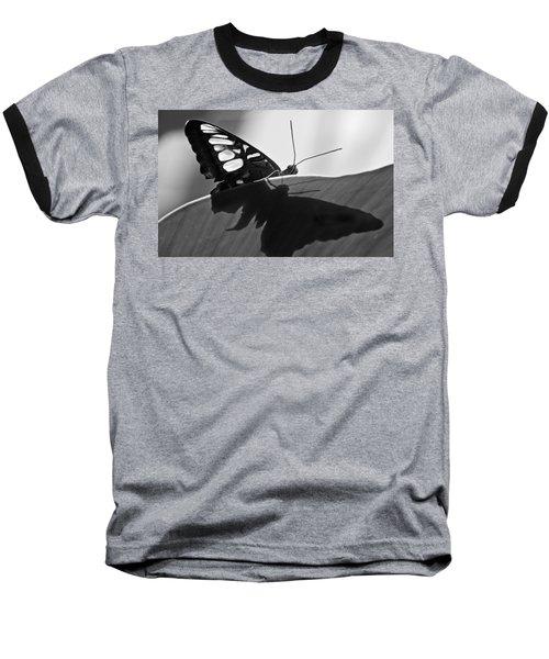 Butterfly II Baseball T-Shirt