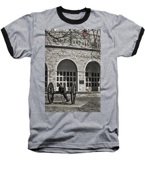 Camp Randall - Madison Baseball T-Shirt