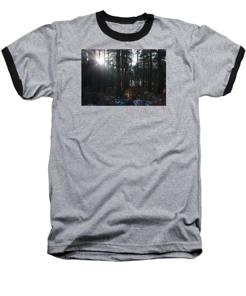 Baseball T-Shirt featuring the photograph Cannock Chase by Jean Walker