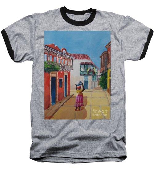 Cartagena Seller Baseball T-Shirt