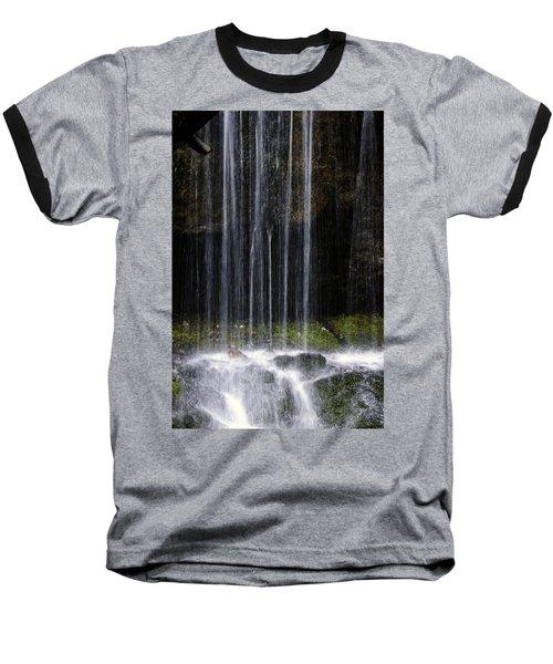 Cascade Falls Baseball T-Shirt