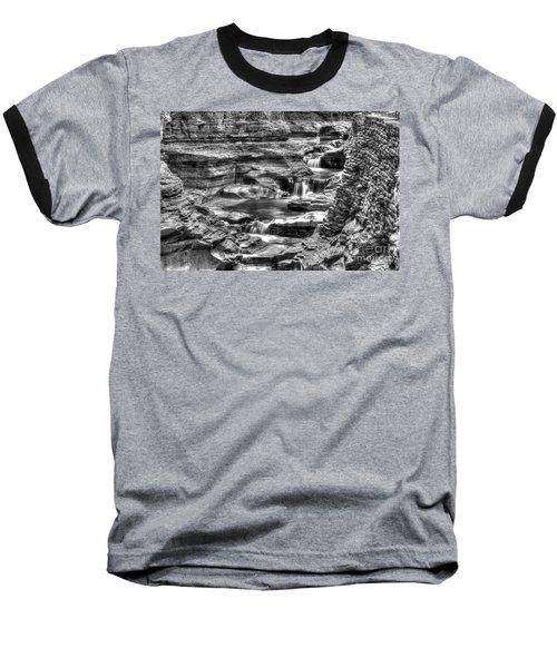 Central Cascade Watkins Glen Baseball T-Shirt