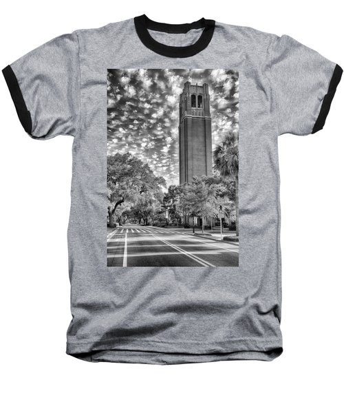 Baseball T-Shirt featuring the photograph Century Tower  by Howard Salmon