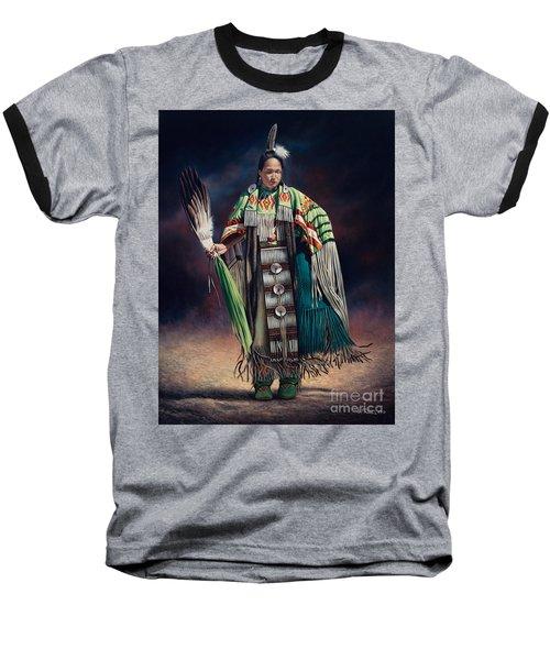 Ceremonial Rhythm Baseball T-Shirt