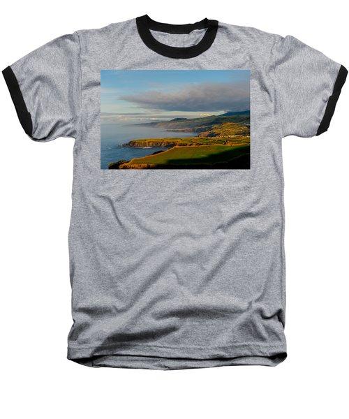 Coast Of Heaven Baseball T-Shirt