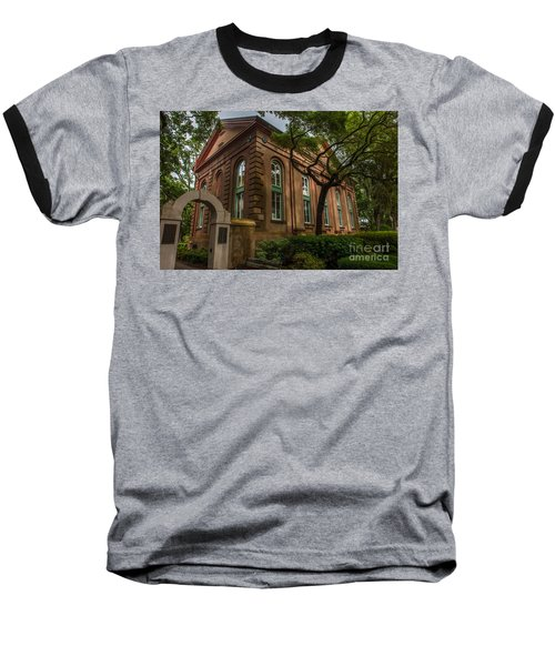 College Of Charleston Campus Baseball T-Shirt
