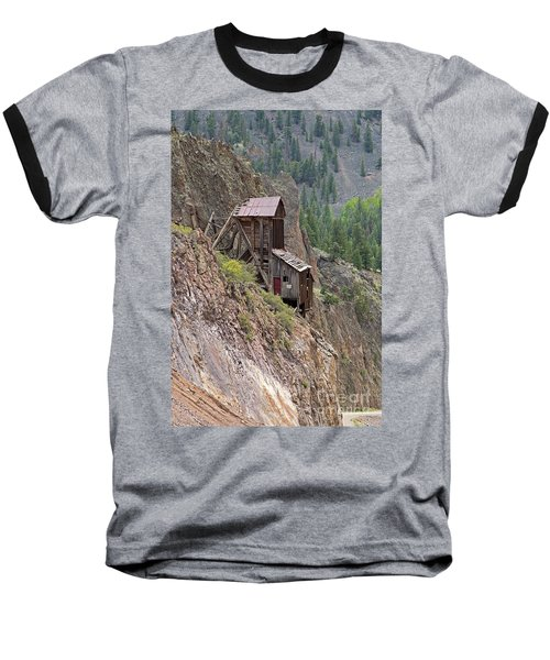 Commodore Mine On The Bachelor Historic Tour Baseball T-Shirt