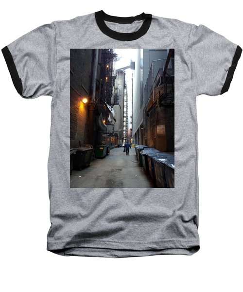 Commute Baseball T-Shirt