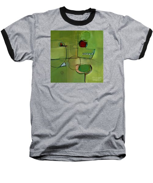Baseball T-Shirt featuring the painting Cruising by Michelle Abrams
