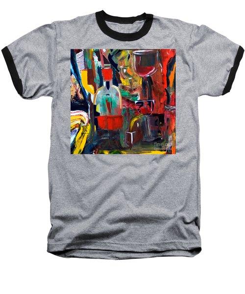 Cut IIi Wine Woman And Music Baseball T-Shirt