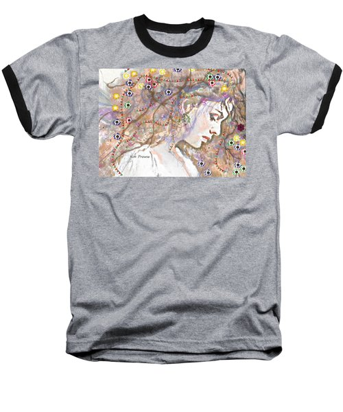 Daisy Chain Baseball T-Shirt
