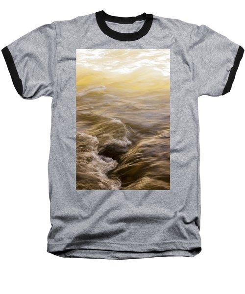 Dance Of Water And Light Baseball T-Shirt