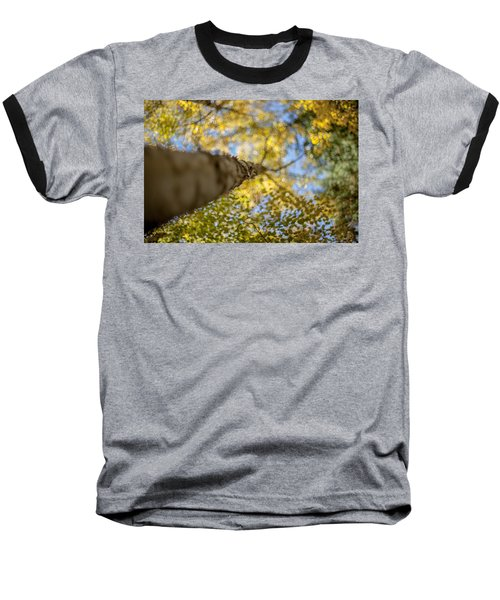Baseball T-Shirt featuring the photograph Daydreaming by Aaron Aldrich
