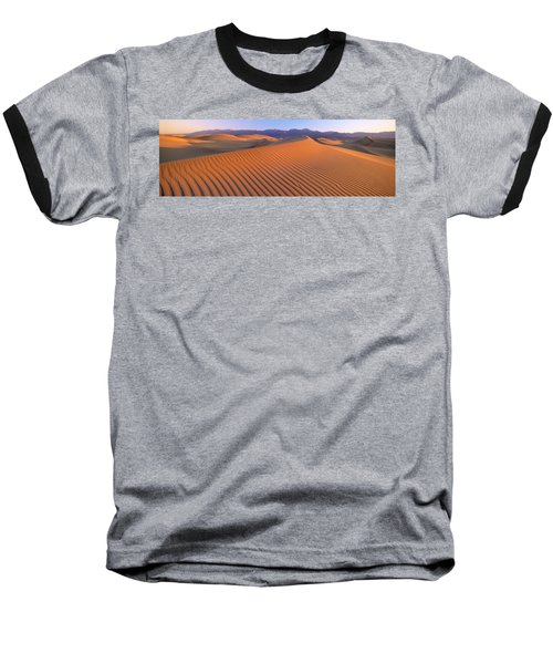 Death Valley National Park, California Baseball T-Shirt by Panoramic Images