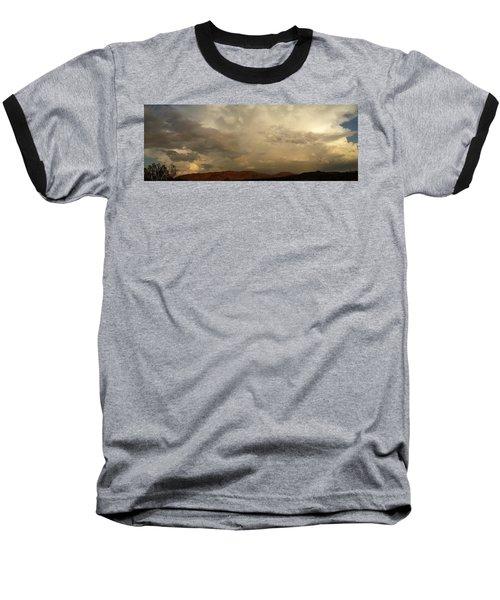 Desert Storm Baseball T-Shirt by Chris Tarpening