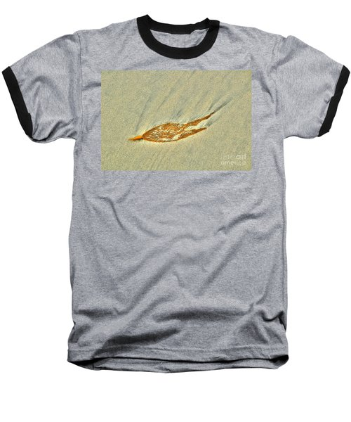 Diving Seaweed Baseball T-Shirt
