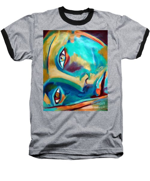 Doorway To The Heart Baseball T-Shirt