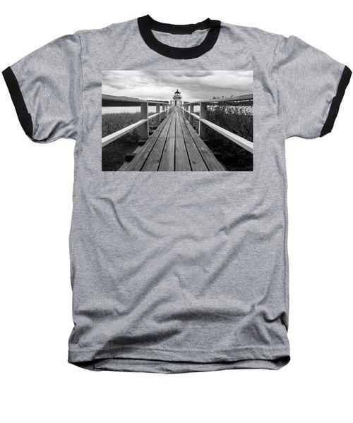 Doubling Point Light Baseball T-Shirt