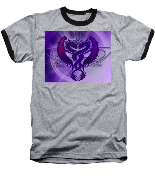 Dragon Duel Series 4 Baseball T-Shirt