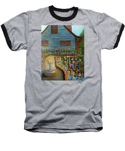 Dream Garden Baseball T-Shirt
