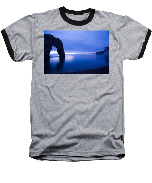 Durdle Door At Dusk Baseball T-Shirt