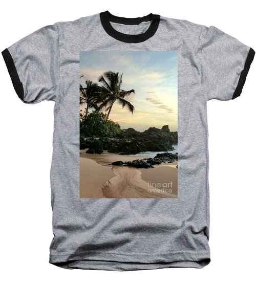 Edge Of The Sea Baseball T-Shirt